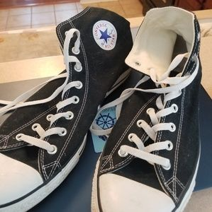 Converse All Star Chuck Taylor High Tops Size 13